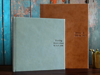 HARDCOVER LEATHER
